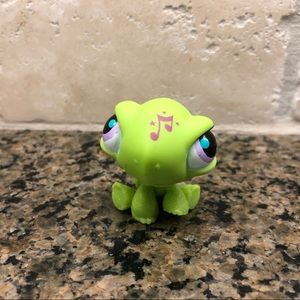Lps Littlest Pet Shop Music Note Turtle #2887